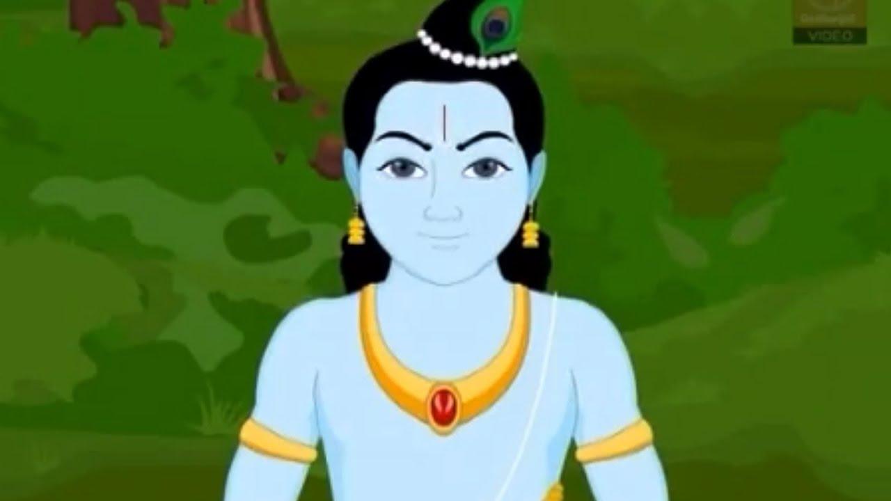 Krishna & Balram - Animated Stories