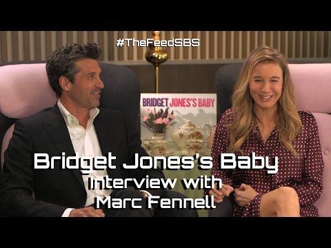 Renee Zellweger & Patrick Dempsey on Bridget Jones