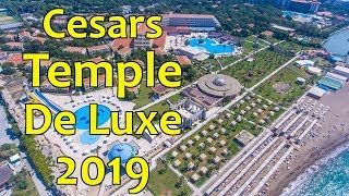 НЕ Едьте в ОТЕЛЬ ПОКА НЕ Посмотрите Видео. Отель Cesars Temple Deluxe 5* 2019 Турция Отзывы