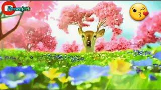 😘Amazing Lovely Nature👌 Beautiful WhatsApp Status Video By Prasenjeet Meshram