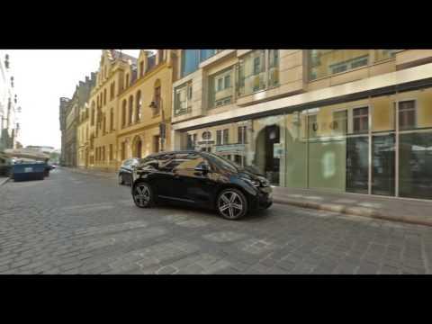 WROCŁAW – Paulina Kolondra – BMW i3 & LABEL – Urban Guide