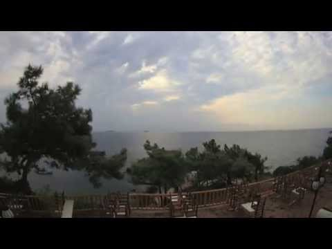 Burgazada Timelapse Video By Demirhan Büyüközcü [HD]