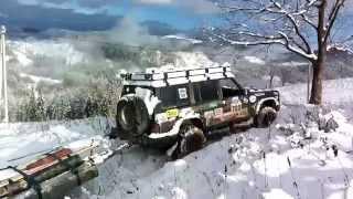 Снег в Карпатах(Хорошо когда работа и хобби рядом., 2015-11-23T15:09:50.000Z)