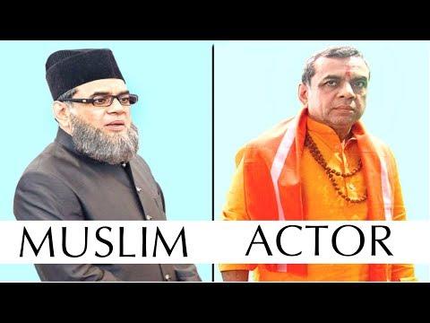 Top 10 Muslim Bollywood Actors Who Adopted Hindu Screen Names 2017