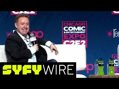 Mark Millar Spotlight Full Panel  C2E2  SYFY WIRE