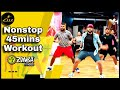 Nonstop Workout  Dance Fitness  Zumba Nonstop   High On Zumba