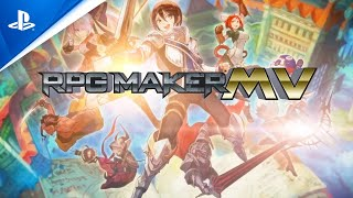 RPG Maker MV - Release Date Trailer | PS4