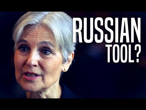 """Jill Stein Smeared as a """"Tool of Russia"""" by McCarthyist Democrats"""