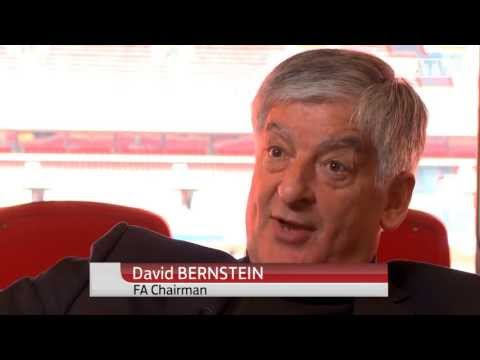 David Bernstein on FA's sanctions and 'inclusion and anti-discrimination' plan