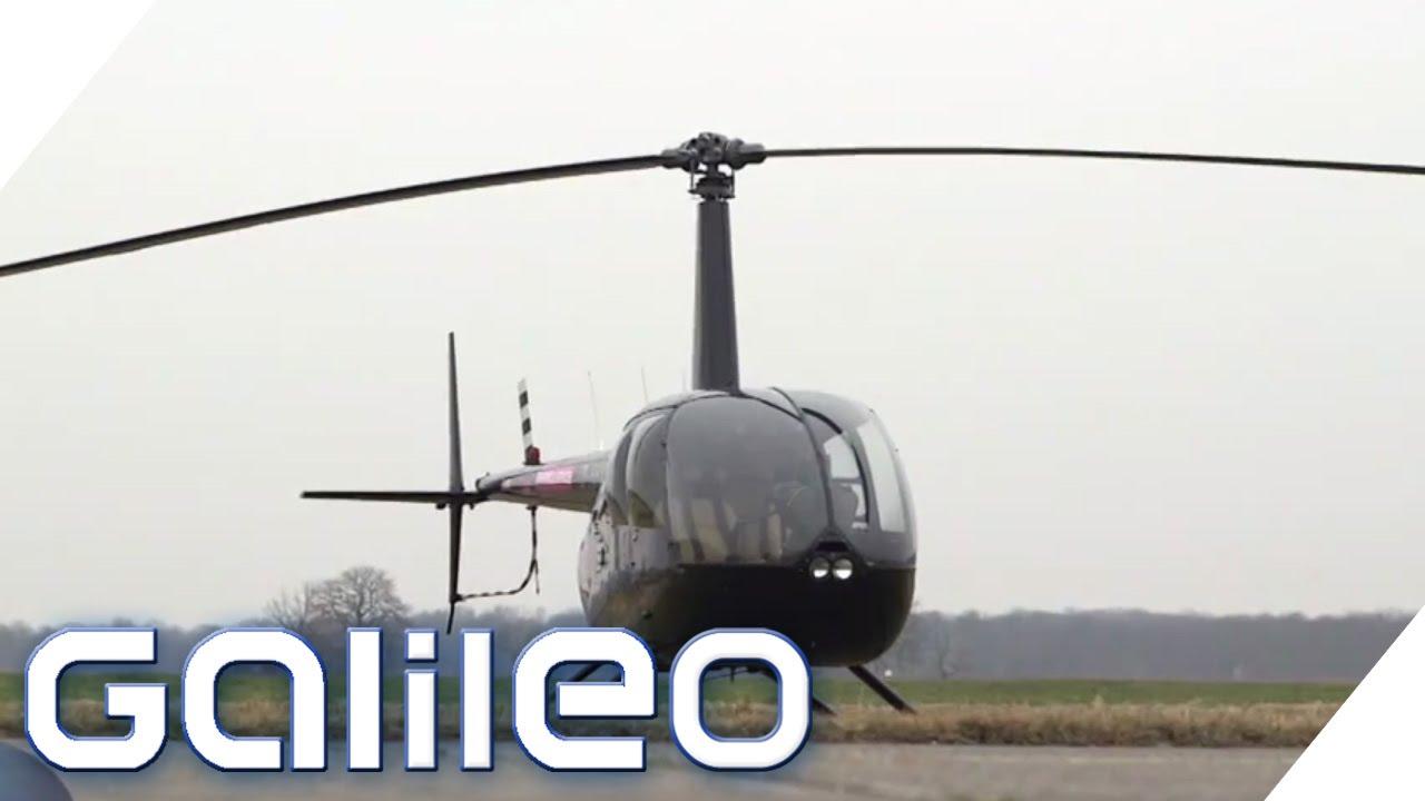 Sichere Landung bei Motorstillstand? Finde den Lügner | Galileo