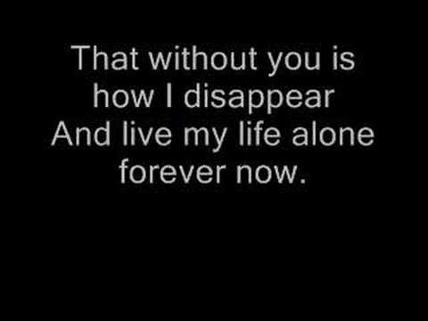 This Is How Disappear Lyrics