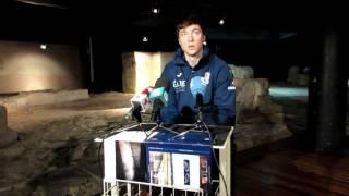 """Video Juan Fernández """"lobito"""" en la """"Casa de los Mosaicos"""""""