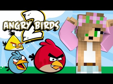 ANGRY BIRDS 2 - The Game - LITTLE KELLY PLAYS THE NEW GAME!