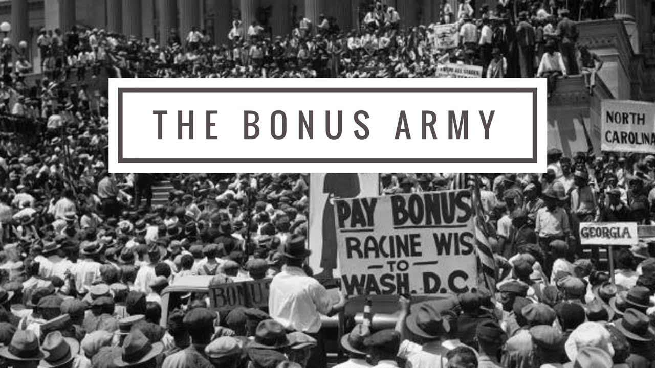 The Bonus Army (1932) - YouTube