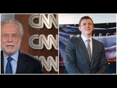 "Wow! CNN Producer Admits Russia News Is ""Bullsh**"" (James O'Keefe Project Veritas)"