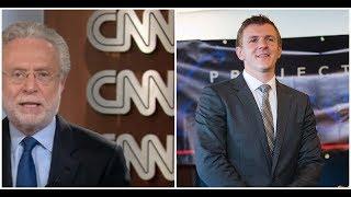 wow cnn producer admits russia news is bullsh james o keefe project veritas