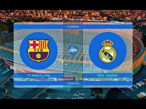 Real Madrid Vs Barcelona Streaming Online Links