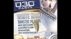 Ü30 Party White Night Eventhaus St.Ingbert 14,04,2018