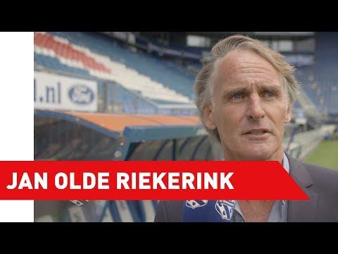 Jan Olde Riekerink nieuwe trainer sc Heerenveen
