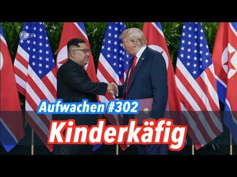 Aufwachen #302: Trump trifft Kim Jong-Un, der saubere Diesel (+ Kurzspass mit Max-Jacob Ost)