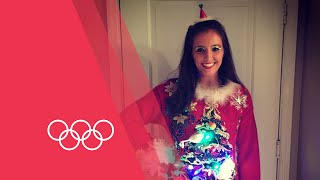 The Hub - Special Festive Olympic Christmas Edition | 12/15/2014