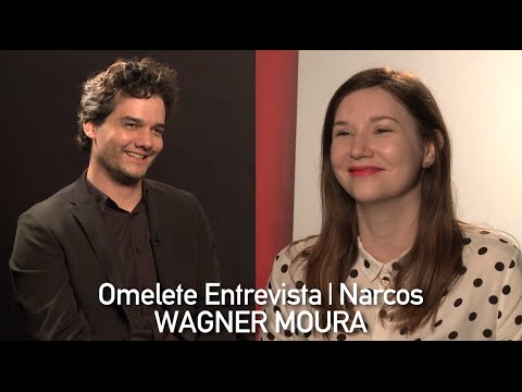 Omelete Entrevista Narcos   Wagner Moura