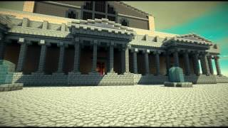 the imperial city of ancient rome minecraft wip