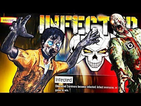 BO3 INFECTED GAMEPLAY: WORLDS FIRST NUCLEAR?! Black Ops 3 Update 127