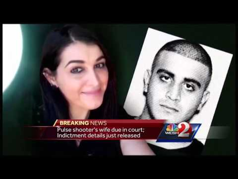 Noor Salman makes first court appearance Tuesday