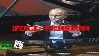 Putin - Still D.R.E piano FULL