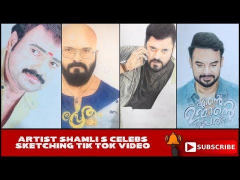 Artist Shamli Tik Tok viral Videos   Famous Tik Tok dubsmash videos   2019   Blue Lark Media
