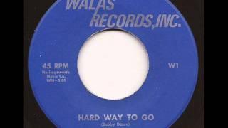 NICK ALLEN - HARD WAY TO GO (WALLAS)