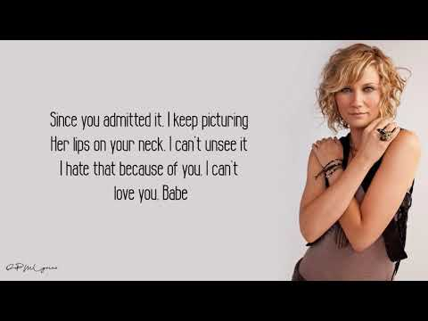 Sugarland, Taylor Swift - Babe (Lyrics)