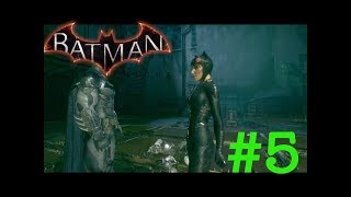 Batman Arkham Knight Walkthrough Part 5-Catwoman And Riddler