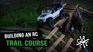 Building An Rc Trail Course