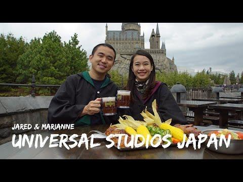 Jared & Marianne: Universal Studios Japan