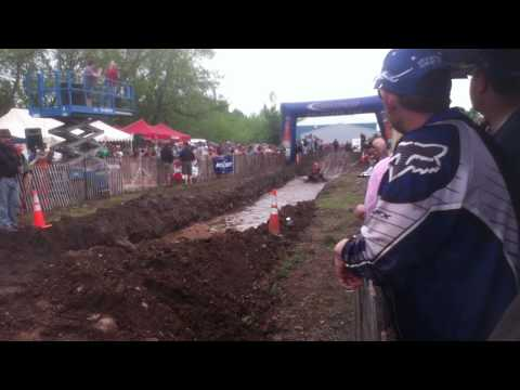 atv mud run Hurley wisconsin 2012