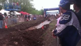 atv mud run Hurley wisconsin 2012