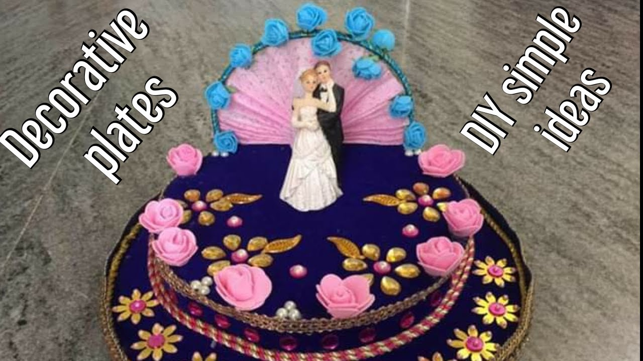 Latest Wedding Plate Decorations Wow Decoration Ideas Plate