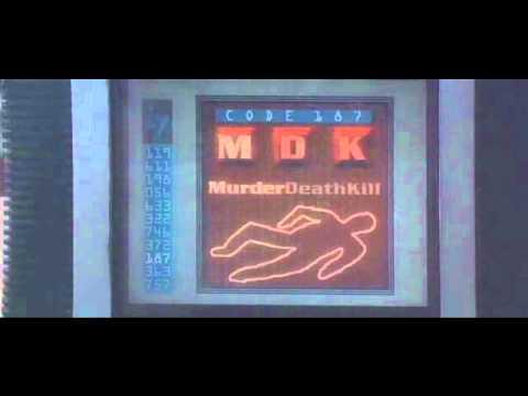 Demolition Man - Murder Death Kill (Scene)