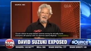 David Suzuki exposed