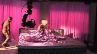 Как снимали клип Веры Брежневой