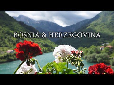 Bosnia & Herzegovina: Sarajevo - Konjic - Mostar