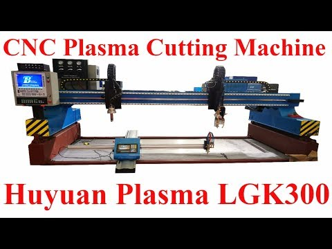 High Quality CNC Oxy Fuel & Plasma Cutting Machine in China
