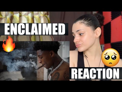 NBA YoungBoy – Death Enclaimed Reaction!!!!