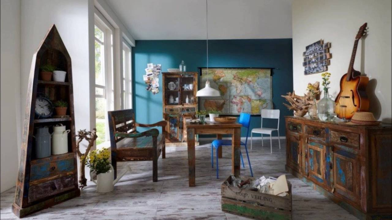 die sch nsten wohnideen im landhausstil youtube. Black Bedroom Furniture Sets. Home Design Ideas