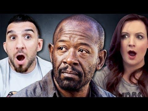 Fans React To The Fear the Walking Dead Season 4 Premiere!