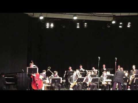ALLCOUNTY MUSIC FESTIVAL 2017 DIVISION V JAZZ BAND DOWNTOWN SHUFFLE