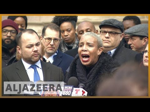 🇺🇸NYPD drops charges against mother after outrage over arrest video | Al Jazeera English