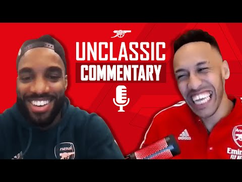 Aubameyang & Lacazette | UnClassic Commentary | Fulham 0-3 Arsenal